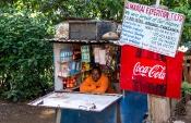 Tansanischer Unternehmer